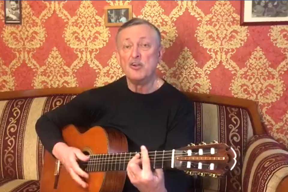 Живые концерты Александра и Алены Косенковых