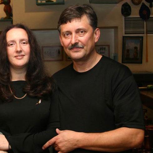 Алена и Александр Косенковы